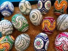 Sorbische Ostereier - Sorbian Easter Eggs