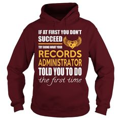 RECORDS ADMINISTRATOR #gift #ideas #Popular #Everything #Videos #Shop #Animals #pets #Architecture #Art #Cars #motorcycles #Celebrities #DIY #crafts #Design #Education #Entertainment #Food #drink #Gardening #Geek #Hair #beauty #Health #fitness #History #Holidays #events #Home decor #Humor #Illustrations #posters #Kids #parenting #Men #Outdoors #Photography #Products #Quotes #Science #nature #Sports #Tattoos #Technology #Travel #Weddings #Women