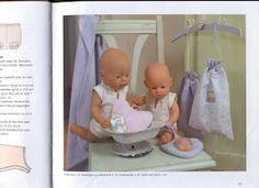 Tøj og tilbehør til babydukker - Elesy Lena - Picasa Web Albums Baby Born, Doll Clothes, Clip Art, Dolls, Yandex Disk, Home Decor, Albums, Ideas, Picasa
