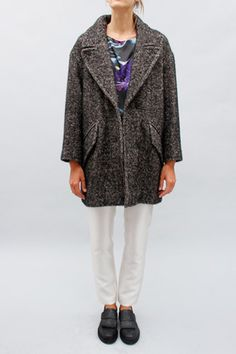 Isabel Marant Diego Coat - The 10 Fall Items To Buy Before They Sell Out