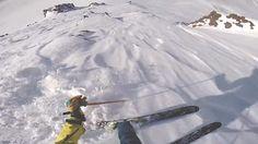 Pow Days at Nevados de Chillan