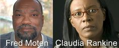 Fred Moten & Claudia Rankine http://aalbc.it/2014nba make the 2014 National Book Awards Long List