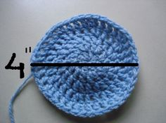 The Lazy Hobbyhopper: How do you crochet a hat...