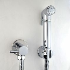 Chrome Muslim Shataff Bidet Douche Shower Toilet Spray Chromed Brass Kit Head: Amazon.co.uk: DIY & Tools