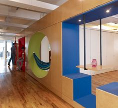 GoGo-squeeZ-Playful-Office - great doorways and general use of space.  Classy but fun