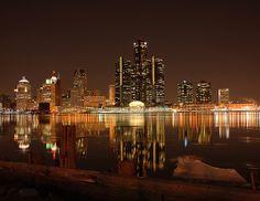 detroit skyline | detroit skyline | Flickr - Photo Sharing!