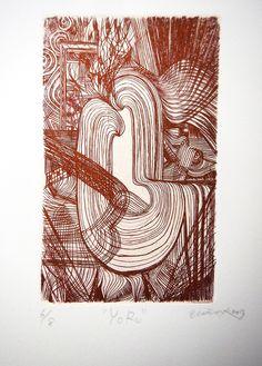 Yoru / Engraving 2013