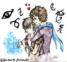 Malec by bea-chan-96 ...   alexander 'alec' lightwood, magnus bane, the mortal instruments