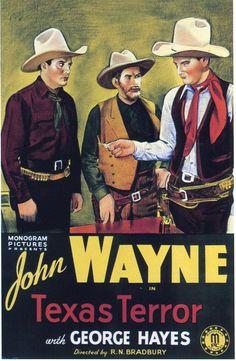 John Wayne - Texas Terror