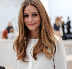 Olivia Palermo - great hair