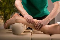 Recovery for Stretched or Strained Calf Muscles