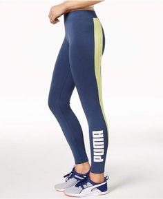 cd5db2aa3430a Puma Archive Logo Leggings & Reviews - Pants & Capris - Women - Macy's