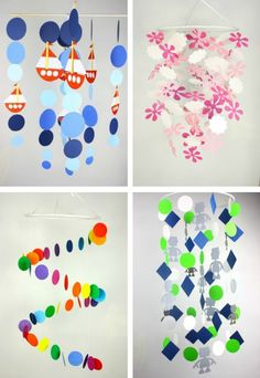 O yes - Thank you !!!  Cute mobile ideas for kids rooms