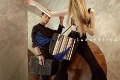 Campaign for our Fall/Winter 2017/2018 Collection featuring the Aurora Tote Bag. #SARAFREIKA #Bag #Handmade #Editorial. ................................................................................................................ Campaña para nuestra colección de otoño/invierno 2017/2018 con la Tote Bag Aurora.