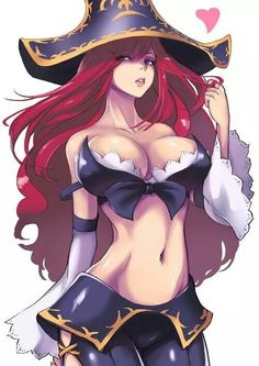 Miss fortune *-*