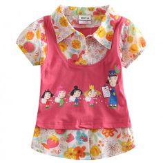 Camisa Ludica Meninas