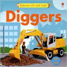 Diggers- for construction unit