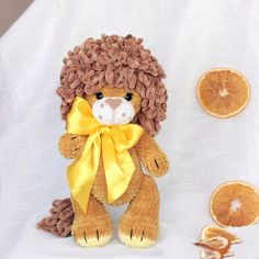 Your place to buy and sell all things handmade Lion Nursery, Animal Nursery, Jungle Nursery, Lion Toys, Pet Toys, Baby Toys, Crochet Lion, Crochet Toys, Cute Lion