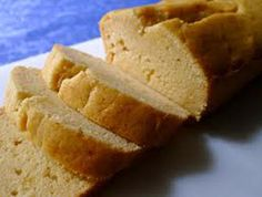 Fluffy Moist Vanilla Velvet Pound Cake