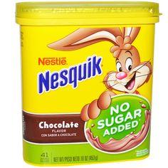 Sukkerfri Nesquik (453 g). iHerb.com. 53,-