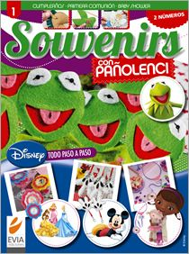 #Souvenirs con PAÑOLENCI Nº 01 - 2014 www.eviaediciones.com