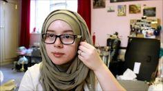 Tips Memilih Hijab Style untuk Kamu yang Berkacamata on Dailymoslem.Com http://m.dailymoslem.com