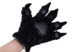 Animal Paw Claws - Black