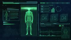 Image result for body scanner screen