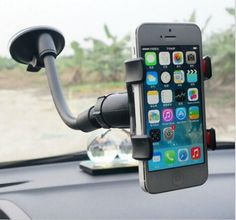Mobile Cell Phone Car Holder Smartphone Auto Gps Accessory Mount Stand Suporte Celular For Samsung S6 S7 For Iphone7 7P 6 6P 5S