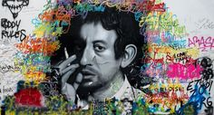 Paris: In search of Serge Gainsbourg / Features / How / National Geographic Traveller (UK) Serge Gainsbourg, Graffiti Art, Clermont Ferrand, Forever 21 Skirt, Photos Voyages, European Vacation, National Geographic, Trip Advisor, Illustration