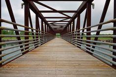 Buffalo Bridge - Pedestrian bridge Pedestrian Bridge, Buffalo, Stairs, Architecture, Arquitetura, Stairway, Staircases, Architecture Design, Water Buffalo