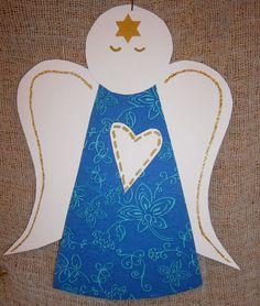 anděl - detail, šaty - netkaná textilie Snoopy, Fictional Characters, Fantasy Characters