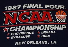 #Vintage #NCAA #Final Four #Championship Tee! Like this? More GR8, unique stuff here! http://myworld.ebay.com/lotstasell