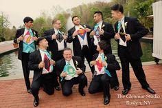 www.glenmarstudio.com #glenmarstudio #weddingphotography #longislandweddingphotography #longislandwedding #swanclub #roslyn #newyork #weddingday #brideandgroom #couple #love #marriage #newlyweds #wedding #groom #groomsmen #bestman #suitandtie #groomattire #superheroes #superman