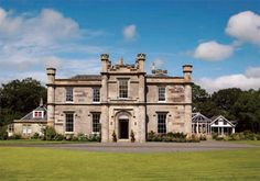 """The first Palladian villa in Scotland, it is described by Historic Scotland as """"one of Scotland's most important country houses"""". Description from quazoo.com. I searched for this on bing.com/images"""