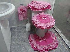 Juego de lencería para baño
