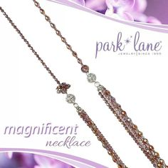 Three in One!..Wear this necklace three different ways. A great one for Mothers dat! Email me/owreader@bellsouth.net