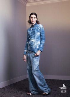 #RUE58 #denim #fashion #chic #fashiondesign #fashiondesigners #jeans #indigo #trend #color