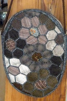 wool hexies