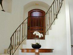 doorway... stairwell...