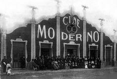 Antiguo Cine Moderno MÁLAGA
