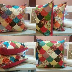 Almofadas  #patchaplique #handmade #compredequemfaz