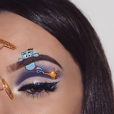 "2,828 Likes, 51 Comments - Nasia Belli (@nasiabelli) on Instagram: ""Aladdin inspired @morphebrushes Picasso palette  @benefitcosmetics @benefitcosmeticsgreece ka-…"""