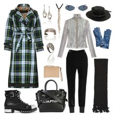 """""""Untitled #1327"""" by harikleiatsirka on Polyvore featuring Alexander McQueen, 3.1 Phillip Lim, Kendall + Kylie, Gucci, Burberry, Off-White, Portolano and Gentryportofino"""