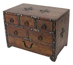 Shackleton 6-Drawer Box:Amazon:Home & Kitchen