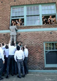 Such a great wedding photo