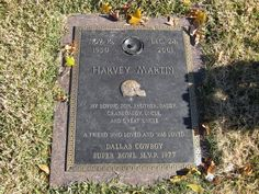 Harvey Martin (1950 - 2001) Football player, played defensive end for the Dallas Cowboys, 1978 Super Bowl MVP, 1977 NFL Defensive Player of the Year