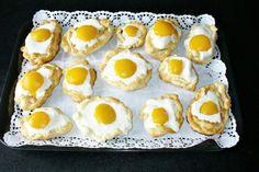 Blätterteig-Eier zu Ostern