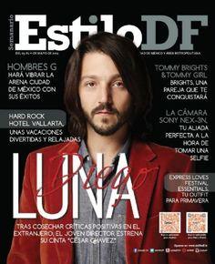 Diego Luna - Estilo DF