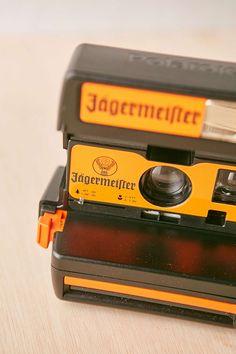 Impossible Project Rare Polaroid Camera